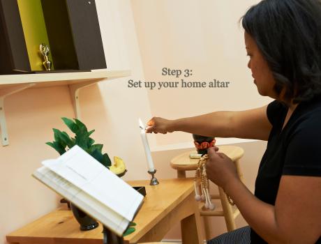#3 Step Altar