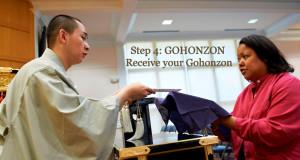 SLIDER #4 Step Gohonzon