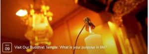 Buddhist Purpose