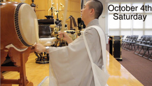 Visit our Buddhist Temple - Myosenji