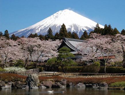 Nichiren Shoshu Head Temple Taisekiji, Japan